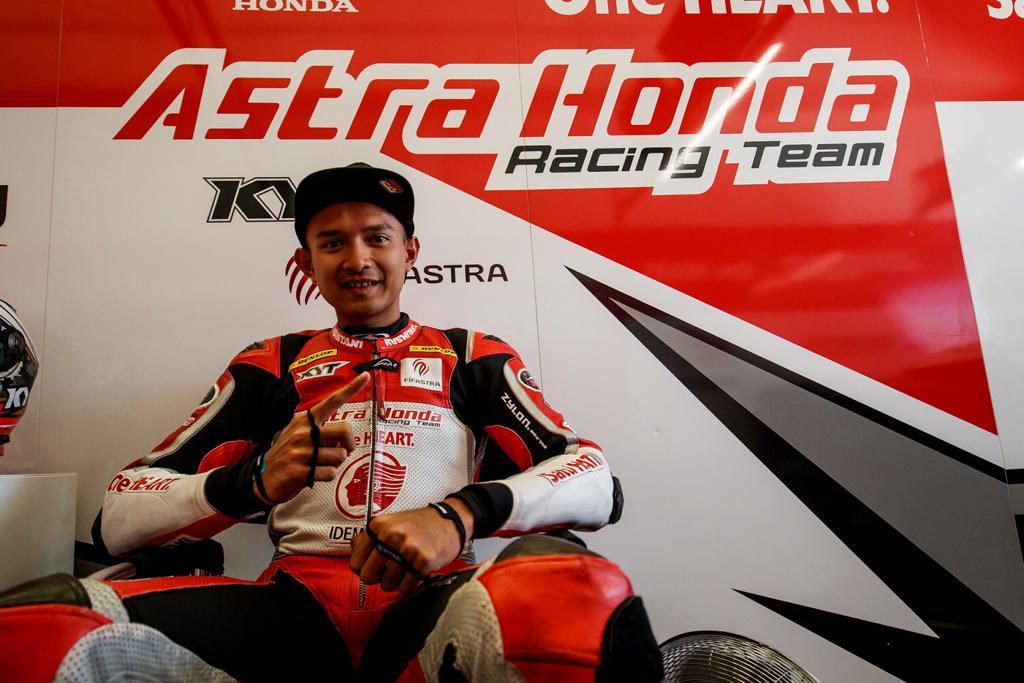 Astra Honda Umumkan Dimas Ekky Berlaga di GP Moto2 2019 - Webike Indonesia