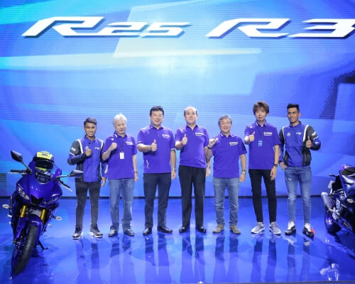 Yamaha R25 dan R3 Generasi Terbaru Resmi Diperkenalkan - Webike Indonesia