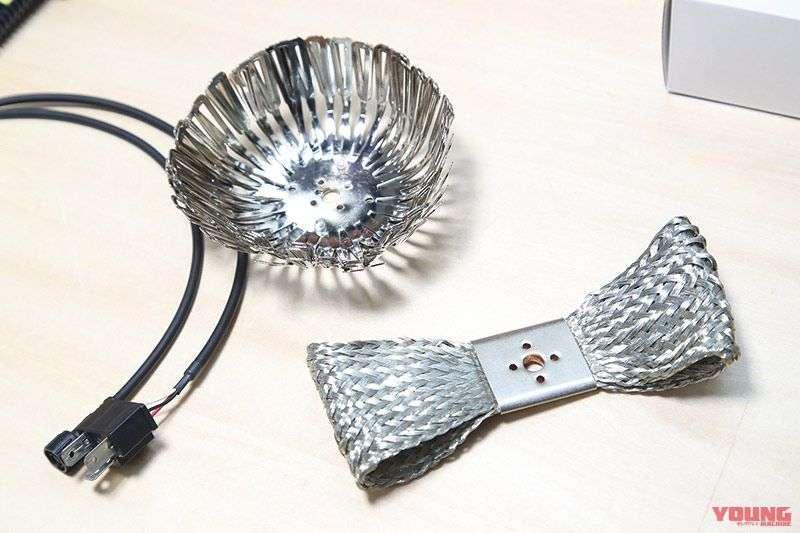 LED RIBBON terkenal dengan heat sink originalnya yang berukuran besar. Heat sink tembaga yang fleksibel tersebut meningkatkan efisiensi konduksi panas.