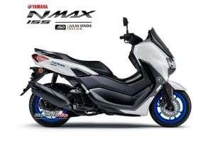 Ini Daftar Ubahan di Yamaha NMax Terbaru
