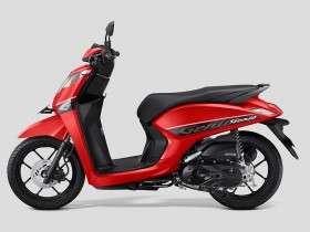 Honda Genio 2019 in Smart Red