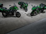 Motor Sport Touring Kawasaki 2019: Z1000SX, Versys 1000, dan Ninja H2 SX