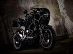 inspirasi motor custom yzf-r25 exterior kit gaya retro modern