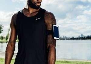 Smartphone Holder Quad Lock Pmemasangan di Lengan untuk Olahraga
