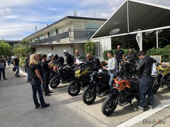 Harley Davidson Portland >> Test Ride Motor Listrik Harley Davidson Livewire Berita