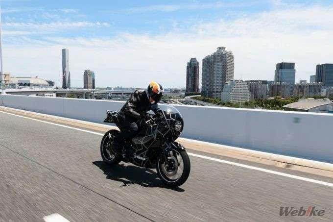 test ride yamaha yzf-r25 di jalanan lurus kenny sagawa
