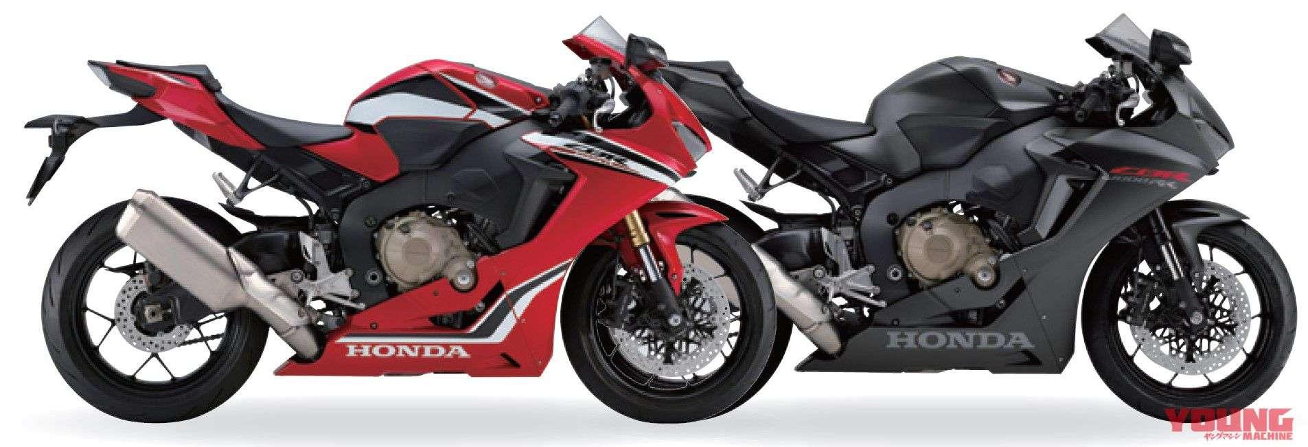 HONDA CBR1000RR Standard 2019