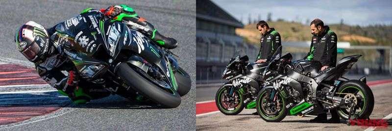 Kawasaki Racing Team WSBK