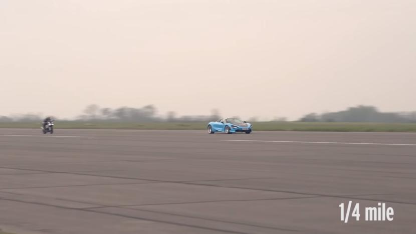 McLaren 720 Menjadi yang Tercepat