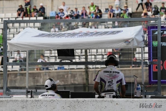 race director eva rt webike tati team trick star sirkuit suzuka 8 hours 2019
