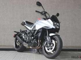 test ride suzuki katana 2019