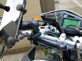 cara pemasangan usb charger smartphone motor