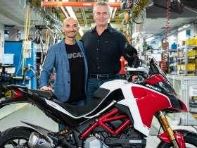 Ducati Multistrada ke-100,000