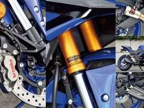 modifikasi yzf-r25 oleh y's gear dan brembo
