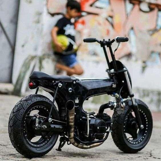 Rekomendasi Rangka Tangki Honda Dax Original Di Bawah 2 Jutaan Tahun 2019 Berita Seputar Motor Webike Indonesia