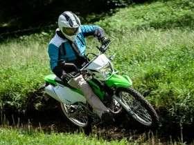 test ride kawasaki klx230 klx230r