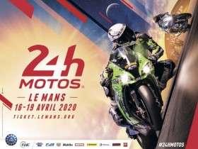 Poster Resmi 24 Heures Motor Le Mans 2020