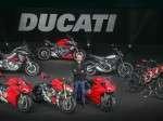 CEO Ducati Claudio Domenical saat Peluncuran Motor 2020