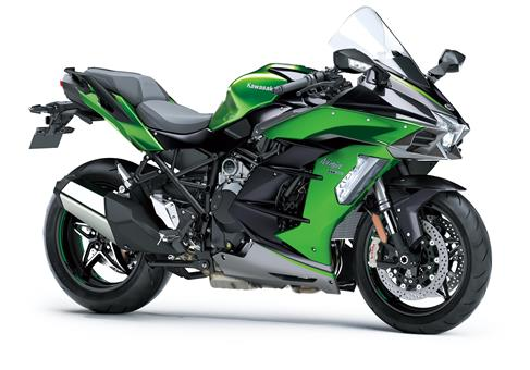 Kawasaki Supercharged Terbaru 2020