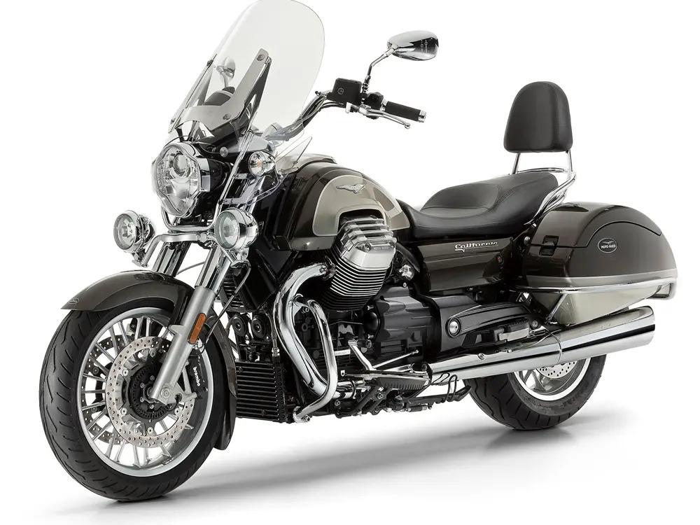 Moto Guzzi California Tour 2015