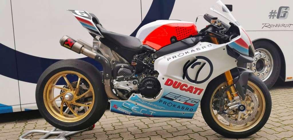 Ducati Gabung FIM EWC Bersama Team ERC Endurance Mulai 8 Hours of Sepang