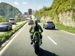Kawasaki Gunakan Advanced Rider Assistance System Bosch