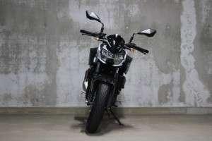 Kawasaki Z250 2019 Tampak Depan