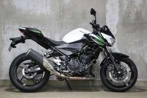 Kawasaki Z250 2019 Tampak Samping Kanan