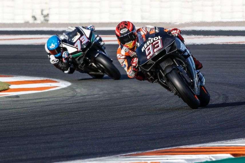 Marc dan Alex Marquez Resmi Jadi Rekan Satu Tim di Repsol Honda