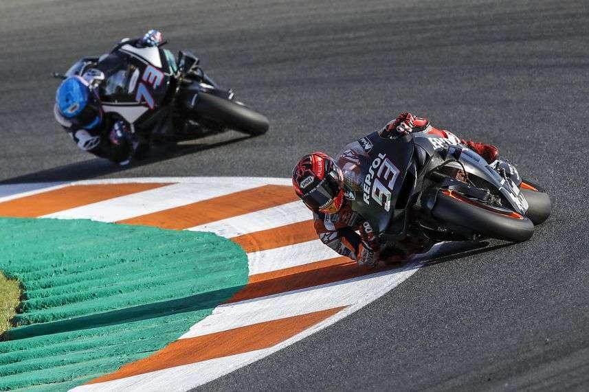 Marc dan Alex Marquez Repsol Honda Uji Coba Musim 2020