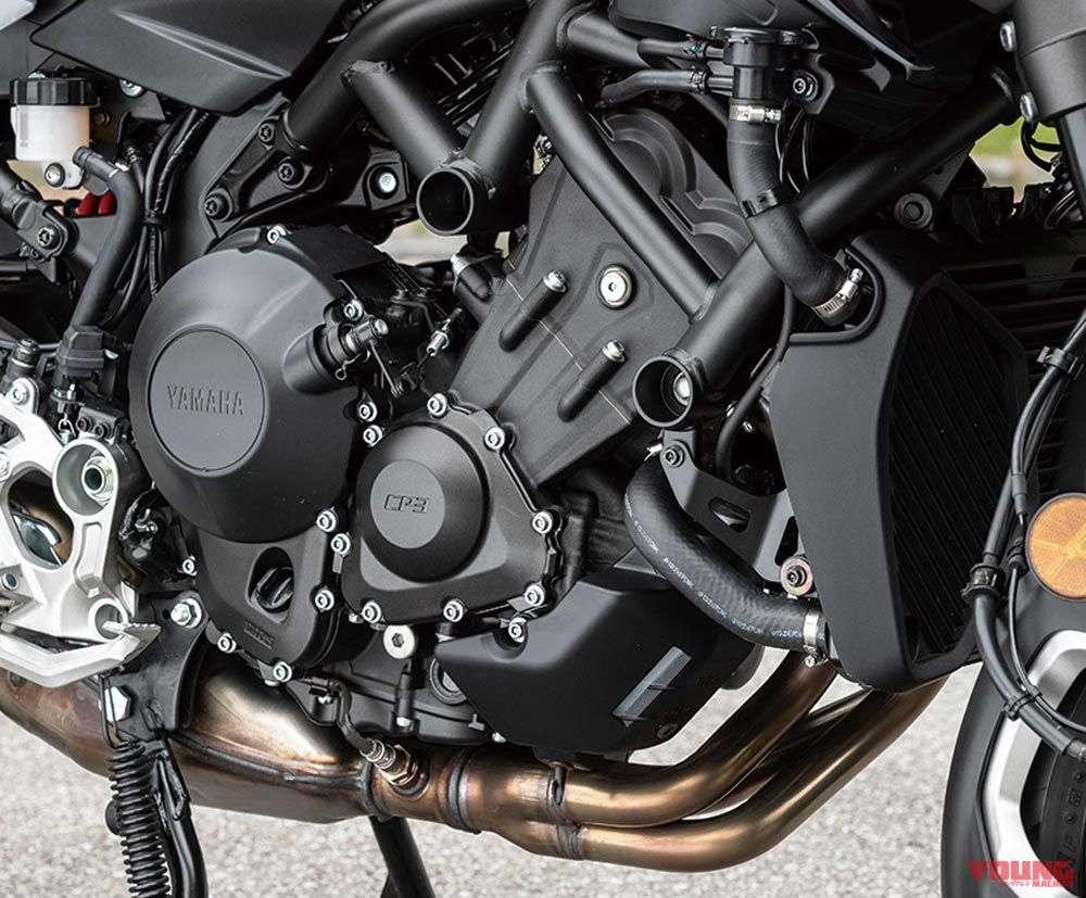 Mesin Yamaha Niken GT 2019