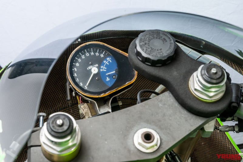 Panel Meter Kawasaki ZXR-4 Racer 1990