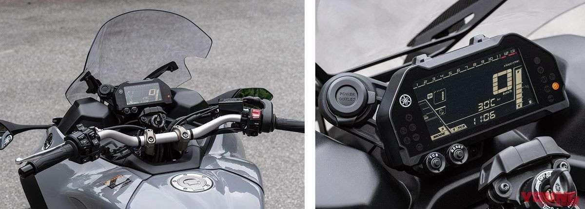 Panel Meter Yamaha Niken GT 2019