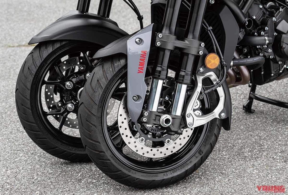 Roda Depan Yamaha Niken GT 2019