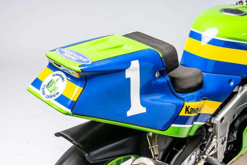 Tail Kawasaki ZXR-4 Racer 1990