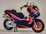 Hasil Modifikasi Honda ADV150 Thailand