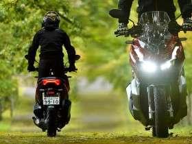 Test Ride ADV150