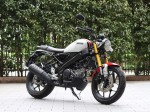 Test Ride Yamaha XSR155