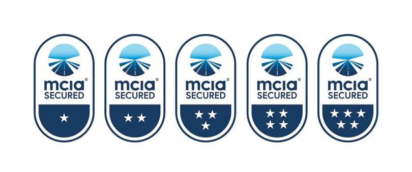 Rating Sistem Keamanan oleh MCIA Inggris