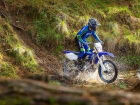 Motor Dirtbike Yamaha WR250F