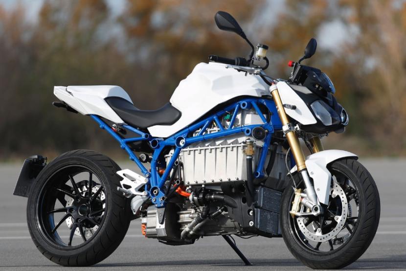 Prototipe BMW E-Power Roadster