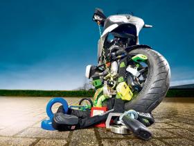 Sistem Keamanan Sepeda Motor