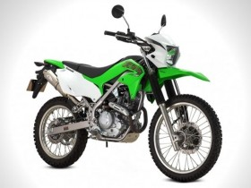 Sparepart Kawasaki KLX230