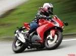 Test Ride CBR250RR
