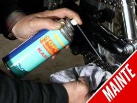 Tips Membersihkan dan Melumasi Rantai Motor