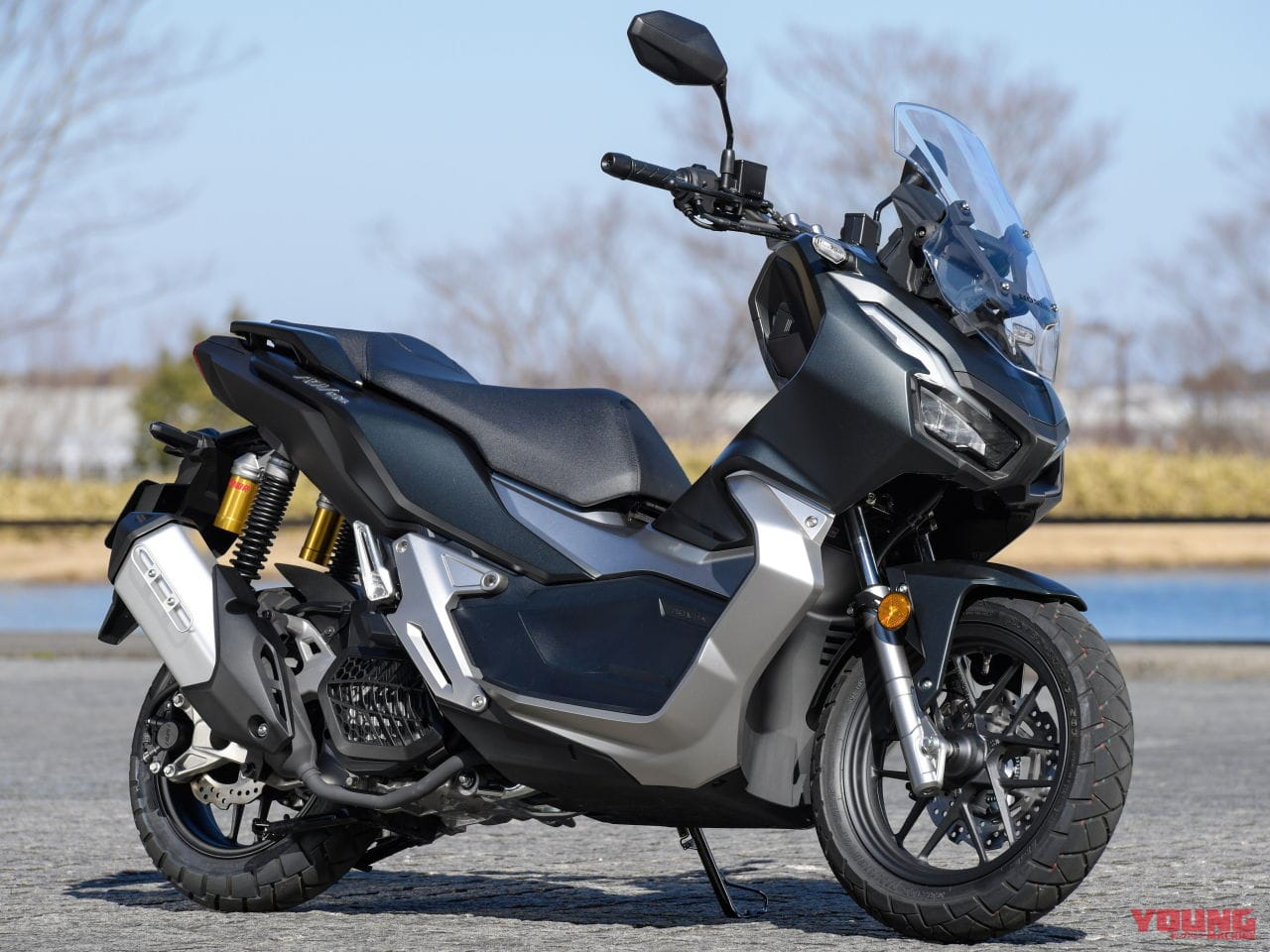 Spesifikasi Honda ADV150 2020