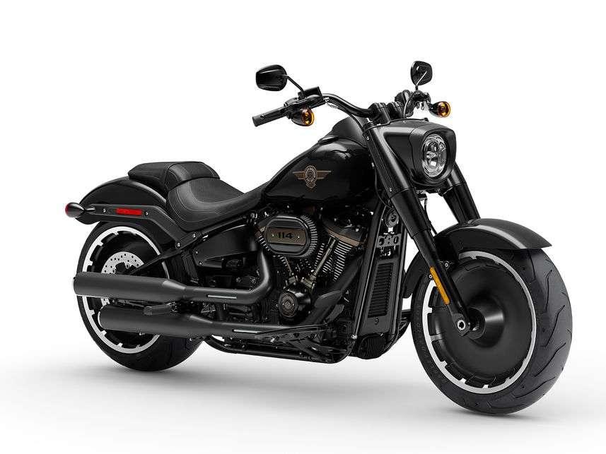 Harley-Davidson Fat Boy 30th Anniversary Limited Edition