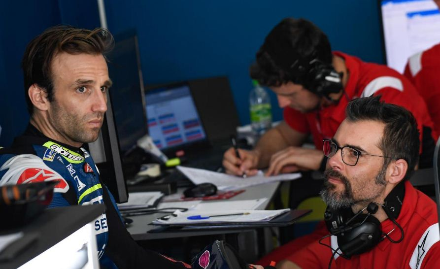 Johann Zarco Tes Pramusim Sepang MotoGP 2020