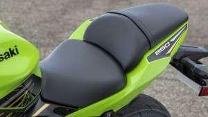 Jok Kawasaki Ninja 650 ABS KRT Edition 2020