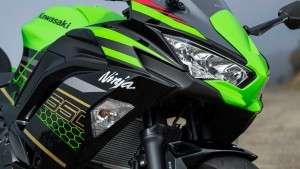 Lampu Depan Kawasaki Ninja 650 ABS KRT Edition 2020